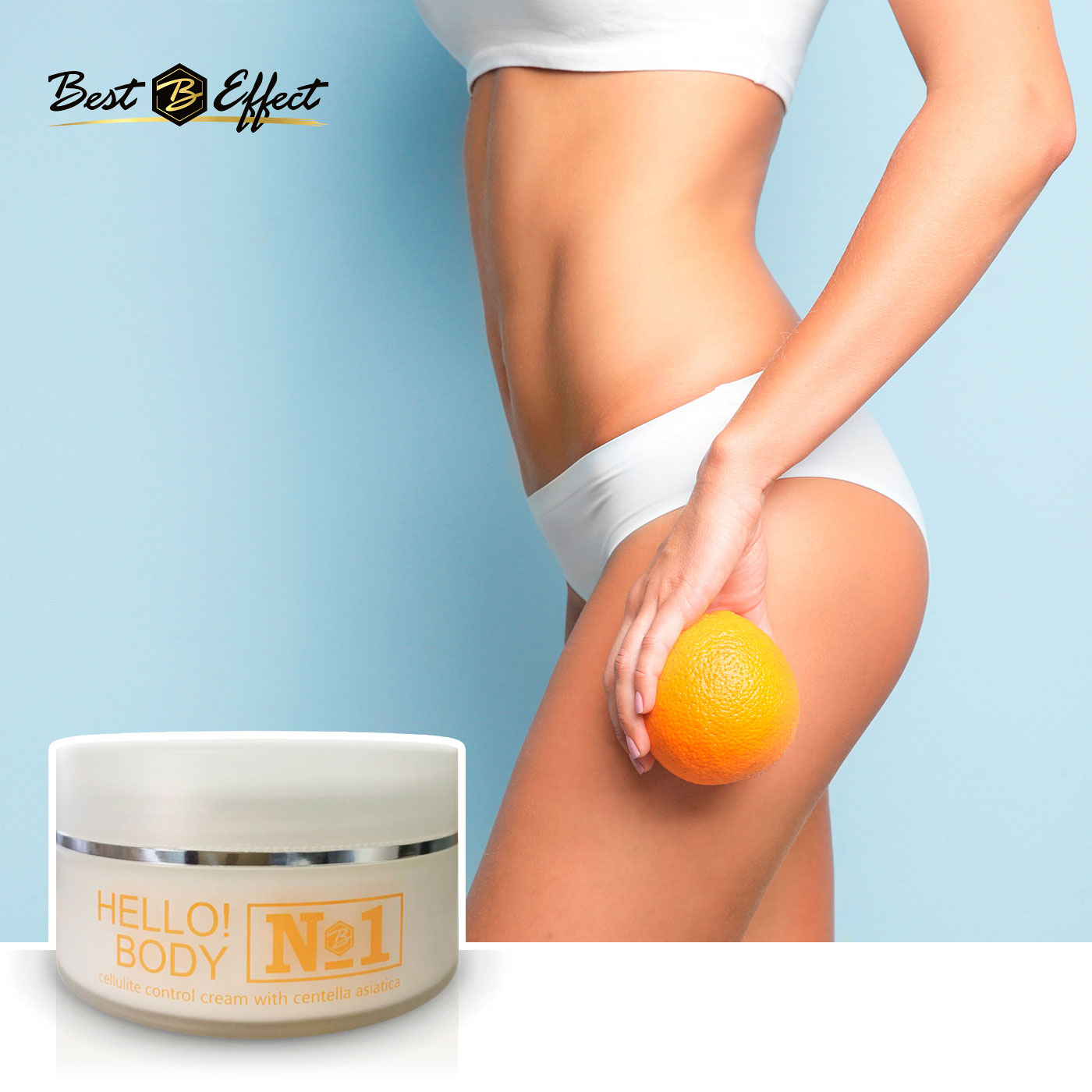 Hello!Body N1 cellulite control cream